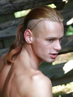 Gay Long Hair Pics